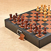 Leather Chess Boards